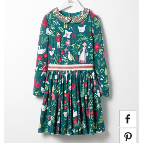 Dresses Mini Boden Dress 7-8